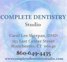 Image of Complete Dentistry Studio Logo-860-649-4435
